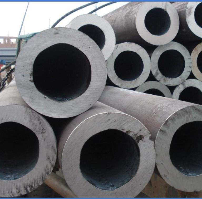ASTM A213 T91 seamless alloy steel tube