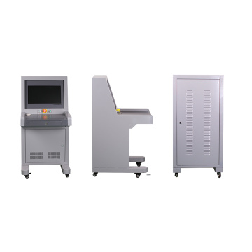 Penetrasi 38mm X Ray bagasi scanner (MS-6550C)