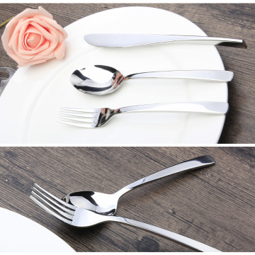 18/8 Bright Stainless Steel Cutlery
