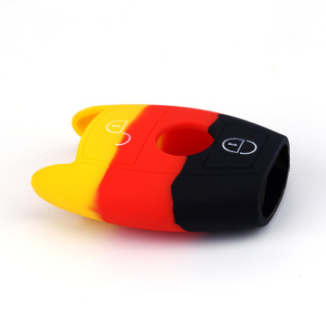 Car Key Case Silicone Rubber For Benz