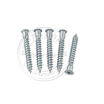 Confirmat screw for furniture