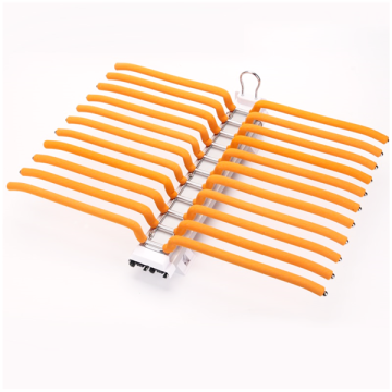 Cloakroom Roof Double Row Telescopic Trouser Frame