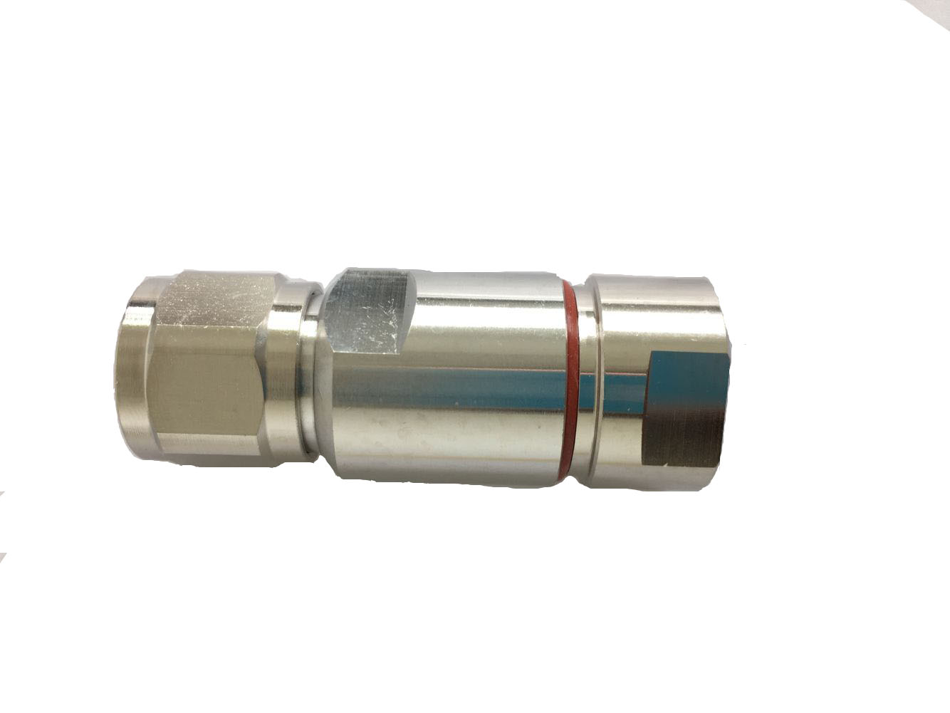 N Male Clamp Type RF Connector