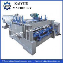 Automatic Flattening and Cutting Machine