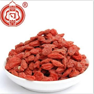Dried Thick Red Berry Goji Berries