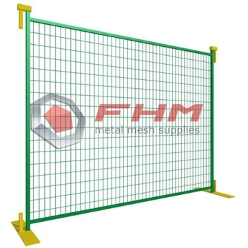 Hot New Products for Temporary Privacy Fence Temporary Fence for Canada for Construction export to Poland Supplier