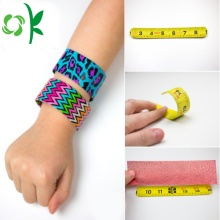 Customized for Ruler Slap Bracelet Professional Rules Silicone Slap Snap Bracelet for Kids supply to Portugal Suppliers