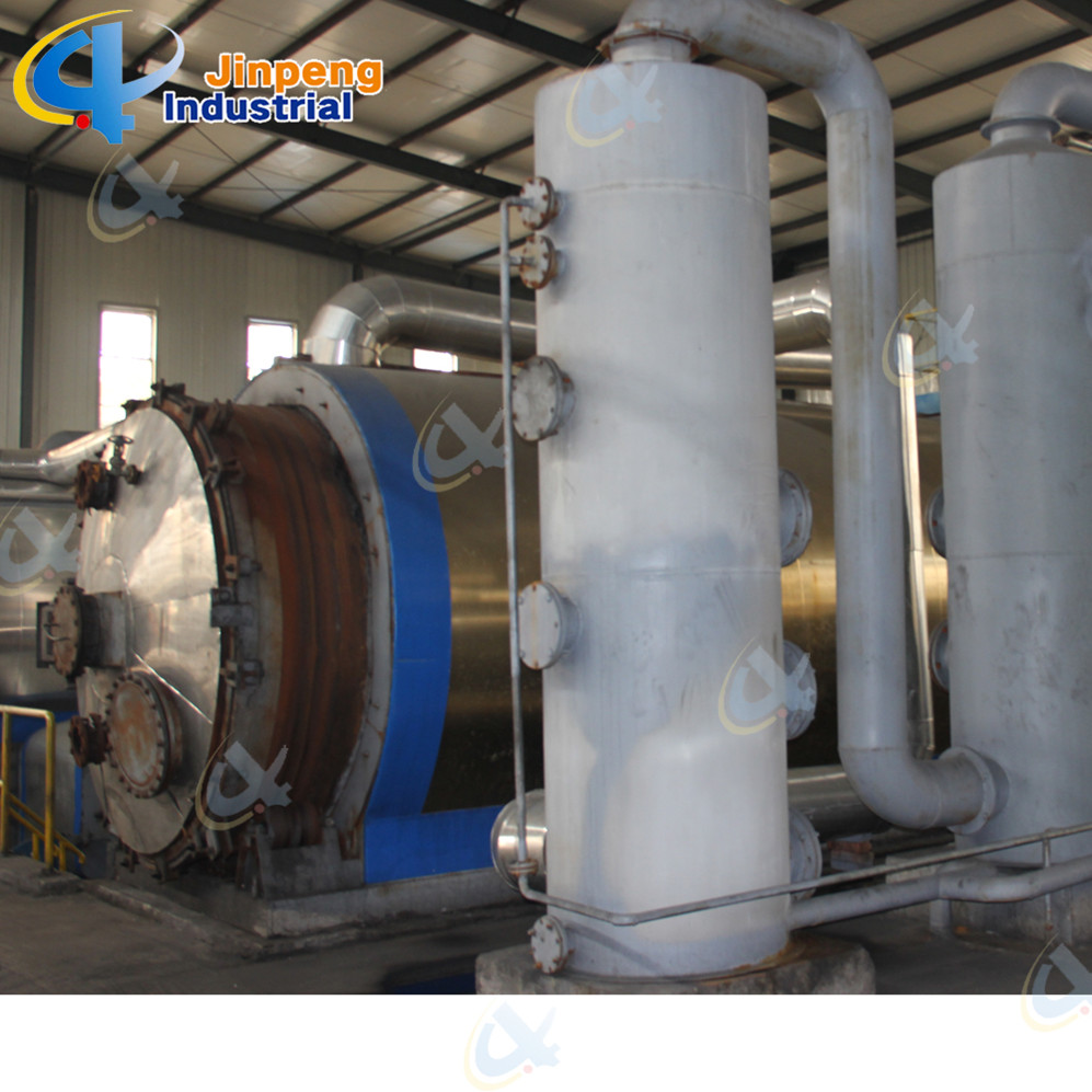 Latest Technology Heat Insulation Shell Pyrolysis Reactor
