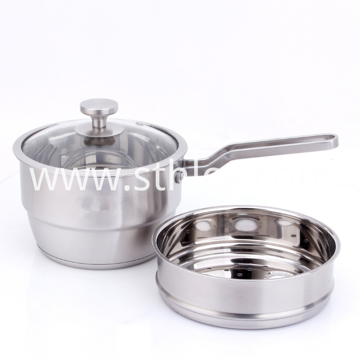 Stainless Steel Milk Pot473zn2
