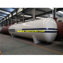 60000 Litres Aboveground LPG Cooking Gas Tanks