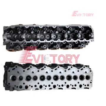 VOLVO engine cylinder head D12D cylinder block