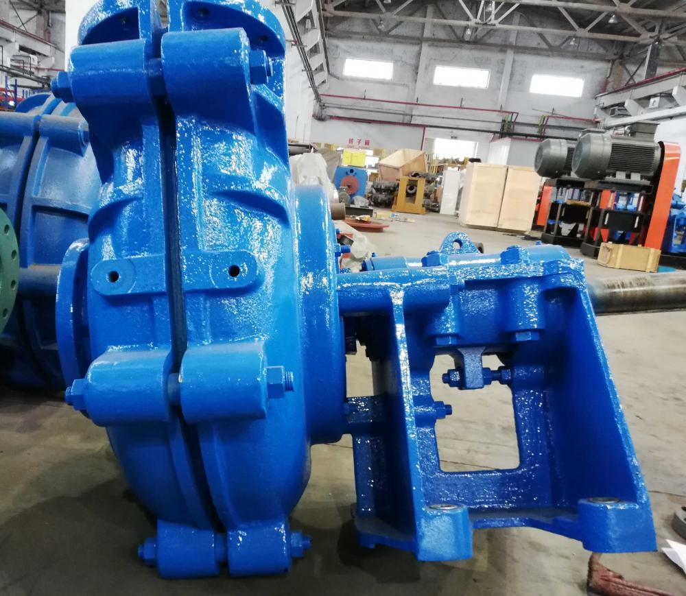 12/10ST-AH Large Slurry Pump
