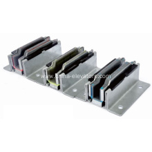 Elevator Sliding Guide Shoe With Coloured Insert