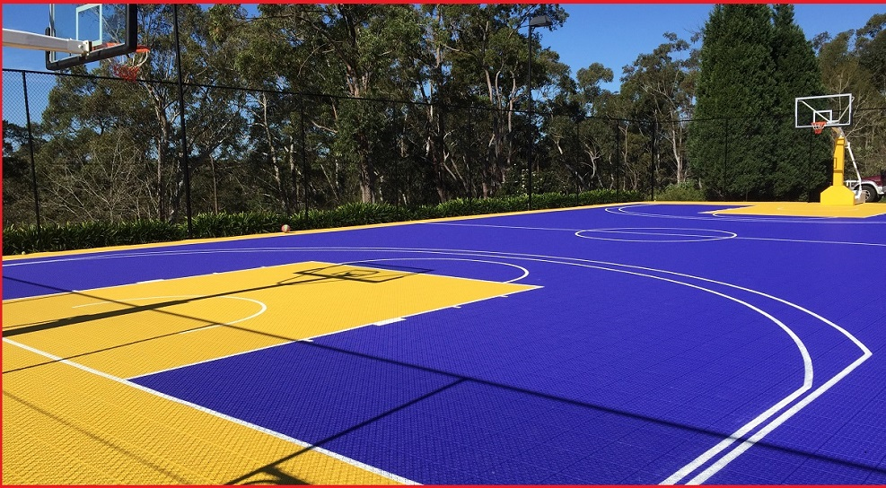 Outdoor Court Tiles