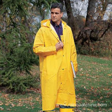 Best Price for for Mens Raincoat, PVC/Polyester Hooded Raincoats, Plastic Raincoat Supplier in China Mens Yellow Waterproof Rain Coat supply to Somalia Importers