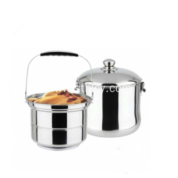 Stainless Steel Cooking Pot With High Quality