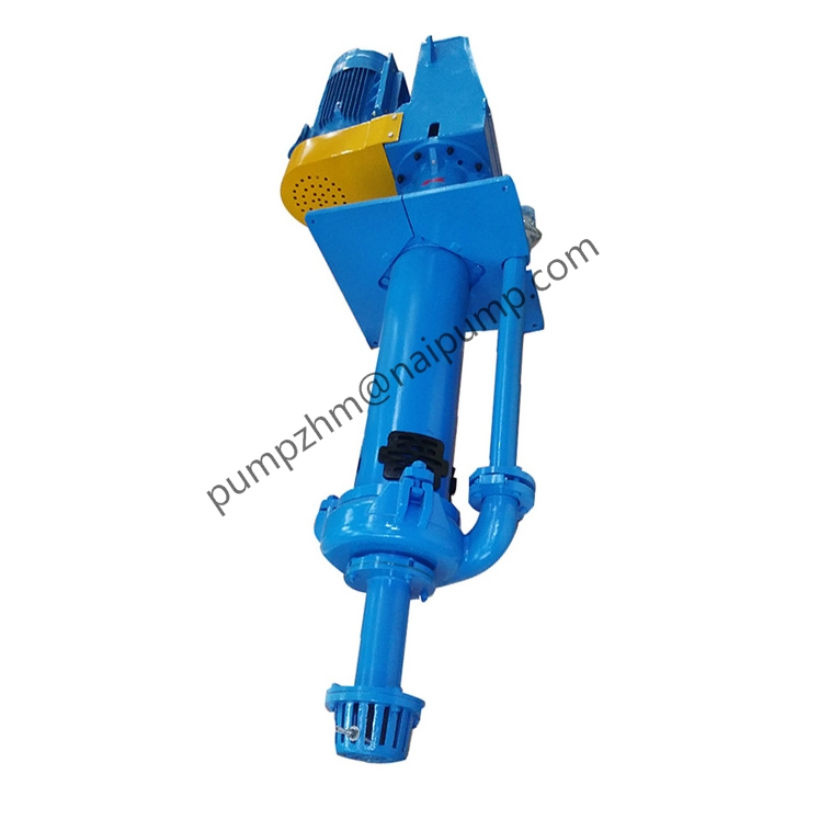 33 Vertical Slurry Pump