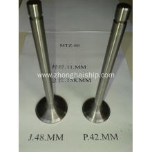 China New Product for China Construction Machinery Engine Valve,Construction Machinery Parts Engine Valves,Construction Machinery Intake Valve Manufacturer Russia Construction Machinery Engine Valve for MTZ-80 export to Italy Manufacturers