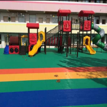High Quality for Outside Kindergarten Court Floor Kids Play Area Flooring Tiles export to Equatorial Guinea Manufacturer