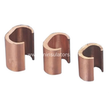 C-Shape Copper Clamp CCT