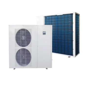 air source heat pump with inverter technology