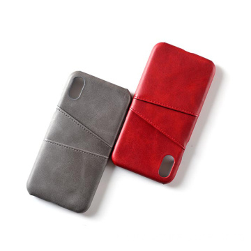 Ysure Card Slot With Phone Case Back Cover