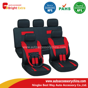 Bottom price for China Car Polyster Seat Covers,Car Pvc Seat Covers,Car PU Seat Covers,Low Back Car Seat Covers Manufacturer Mesh Van Seat Covers export to Dominican Republic Manufacturer