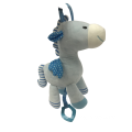 Blue Horse With Musical