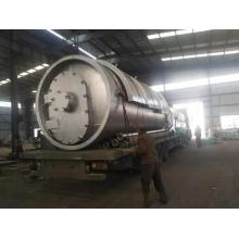 profitable tire pyrolysis machinery
