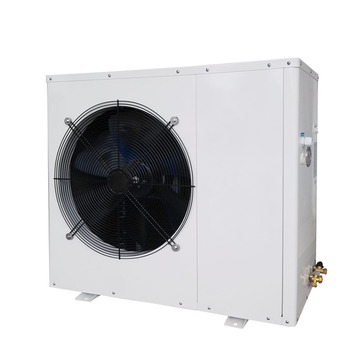 Low Ambient Temperature Air To Water Heat Pump