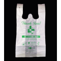 100% Bio degradable Plastic Cornstarch Bag