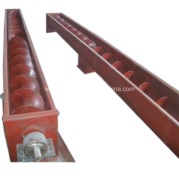 Industrial Pipe Augar Spiral Cement Flexible Screw Conveyor