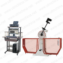 Metallic Materials Charpy Pendulum Impact Testing Machine