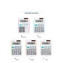 12 dight handheld calculators with new