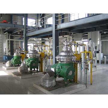 50t/d Oil Refining Production Line