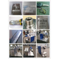 plastic steel engraving 30w fiber laser marking machine