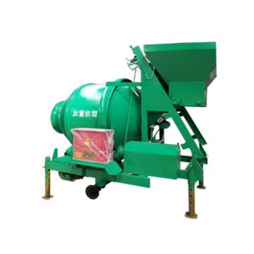 Hot Sale JZC350 Electric Motor Concrete Pan Mixer