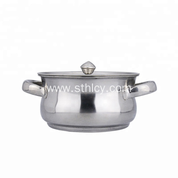 Stainless Steel cooking Pots