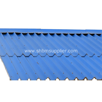 Iron Crown Anti-corosion Fireproof MgO Roofing Sheets