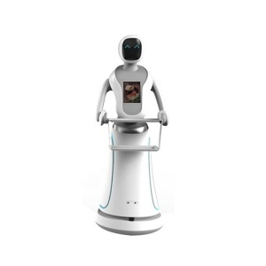 Hot sale Factory for Restaurant Robot,Robot Waiter For Restaurant,Restaurant Robot Waiter Manufacturer in China Delivery Food Restaurant Robot export to Italy Manufacturers