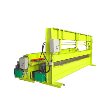 6m steel sheet hydraulic bending machine