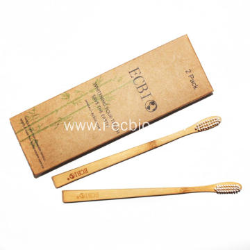 Bamboo Toothbrush Combination Biodegradable