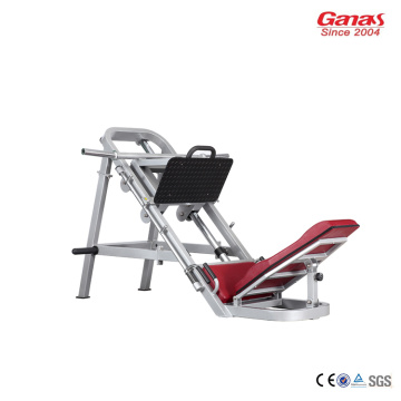 Free sample for Exercise Strength Equipment Professional Fitness Machine Leg Press 45 Degree export to Japan Factories