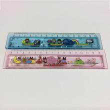 High Quality for Plastic Storage Box plastic cartoon liquid flow student ruler supply to Poland Manufacturer