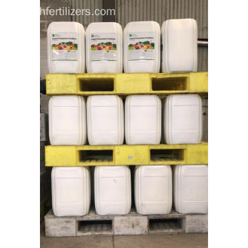 Foliar fertilizer Sugar Alcohol Calcium Liquid Fertilizer