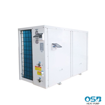 Twin Compressor R134a Industrial Heater Heat Pump