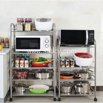 Lightweight Removable Shelf Metal Shelf for Kitchen Storage