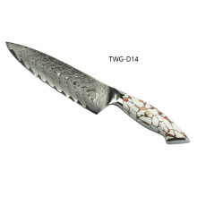 Professional Chef Knives Japanese Damascus knife