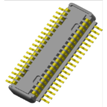 0.4mm Board to Board male connector mating Height=1.5mm
