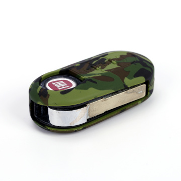Amry launi fiat 500 m key fob cover